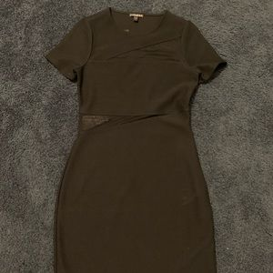 NWT black Express Dress